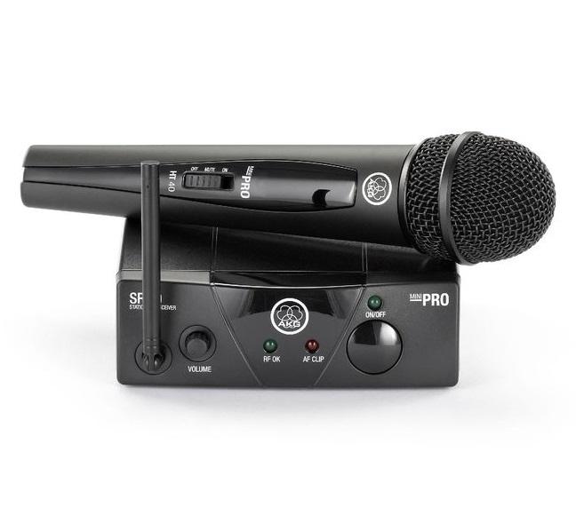 frequenzband bei mikrofonen