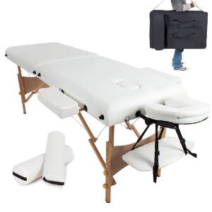 1.TecTake Massageliege