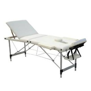 Alu Luxus Massagetisch Massageliege