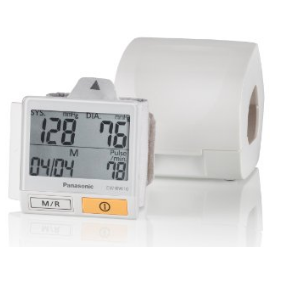 2.Panasonic Wrist Blood Pressure Monitor