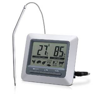 2.Habor Grillthermometer, Instant Read Barbecue Grill Thermometer