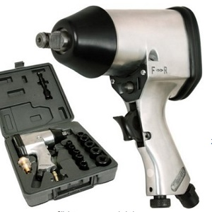 5.Impact Wrench 10-Piece Socket