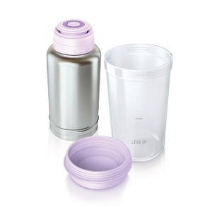 Baby Hilfreich Philips Avent Thermo-flaschenwärmer Babykostwärmer Kostwärmer Baby Milchwärmer Moderater Preis Flaschen- & Kostwärmer