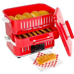 2-andrew-james-red-retro-american-style-portable-electric-hot-dog